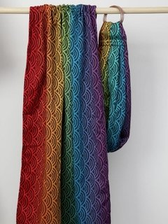 Bandolera Oscha Elle Rainbows Need Rain