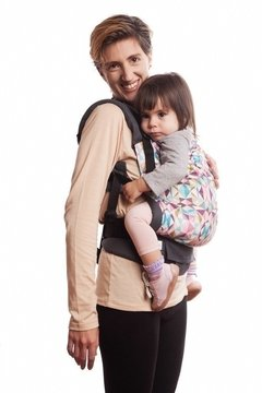 Mochila Ergonomica - Wave and Rainbow Toddler - comprar online