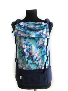 Mochila Ergonomica - Watercolors