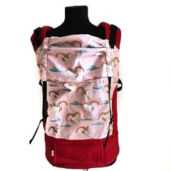 Mochila Ergonómica Toddler - Unicorns