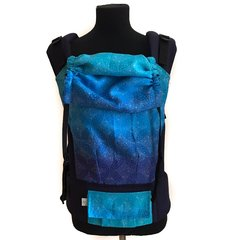 Mochila Ergonomica - Oscha Starry Night Ocean
