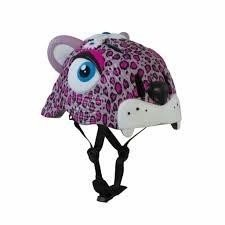 Crazy Safety Leopard Pink