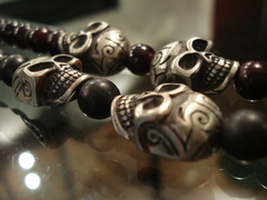 Pulsera Tribal Doble en internet