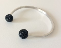 Pulsera BLACK FIRE BALL