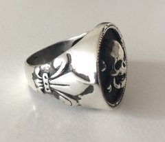 Anillo SELLO CALAVERA en internet