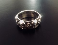 Anillo SKULL & CHROME