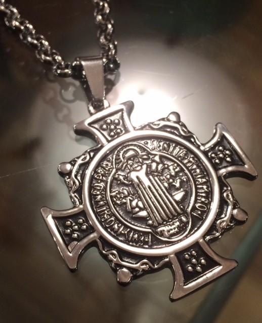 abd3df85aaa Medalla San Benito Especial - Comprar en Co Co Diseño