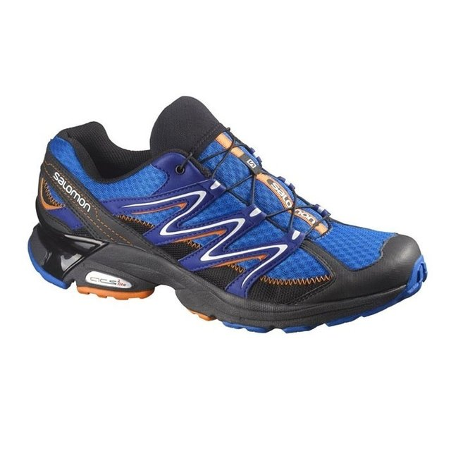 ZAPATILLAS SALOMON XT WEEZE UNION BLUE/G BLUE/CLEMENTINE-X