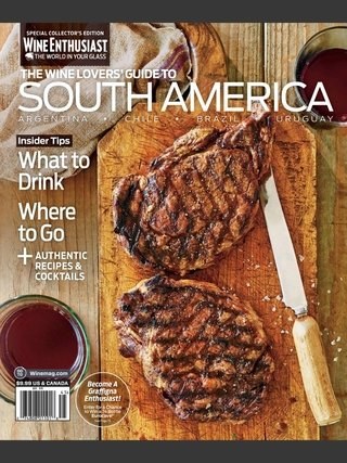 Wine Enthusiast - The Wine Lovers´ Guide to South America