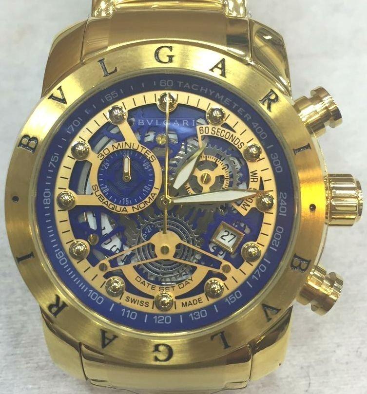 fd977f5e682 Bulgari 27 - Comprar em Online Relógios