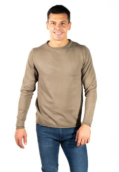 Sweater Base Jersey -Roulotte- Vison