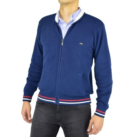 Campera Universitaria GG12 Marino
