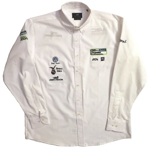 Camisa Sport WRC Rally Argentina 2015