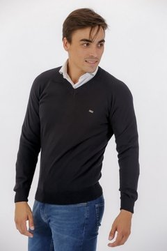 Sweater V Fulfa Negro
