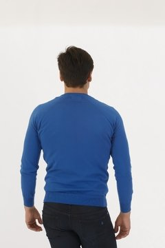 Sweater Base Azulino - Pato Pampa