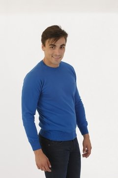 Sweater Base Azulino - comprar online