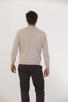 Sweater Base Fulfa Beige - comprar online