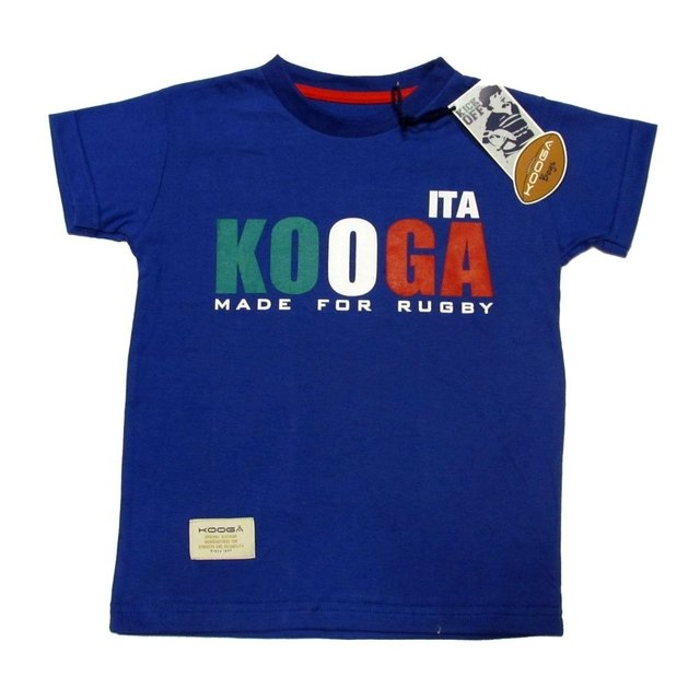 Remera Manga Corta Kooga World Cup