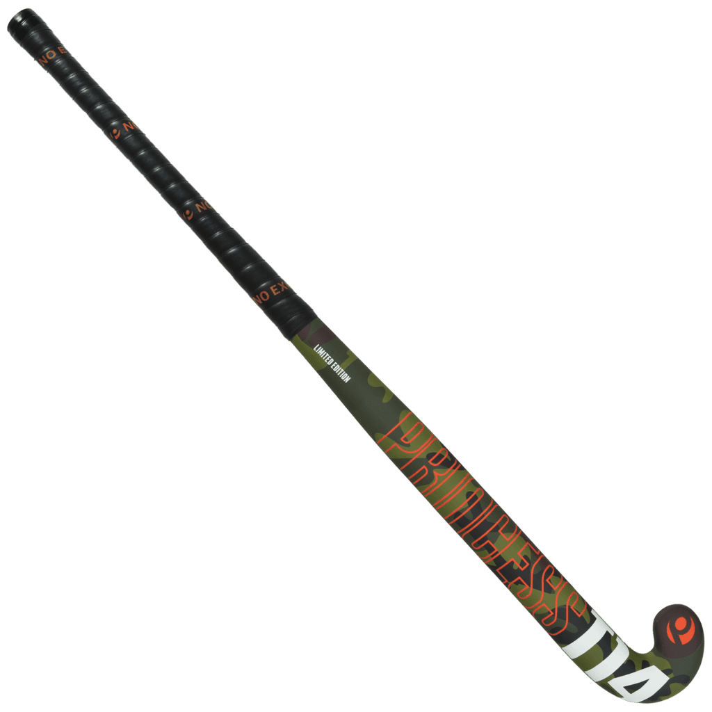Palo de Hockey Princess Limited - Army - 20% Carbono - 37.5