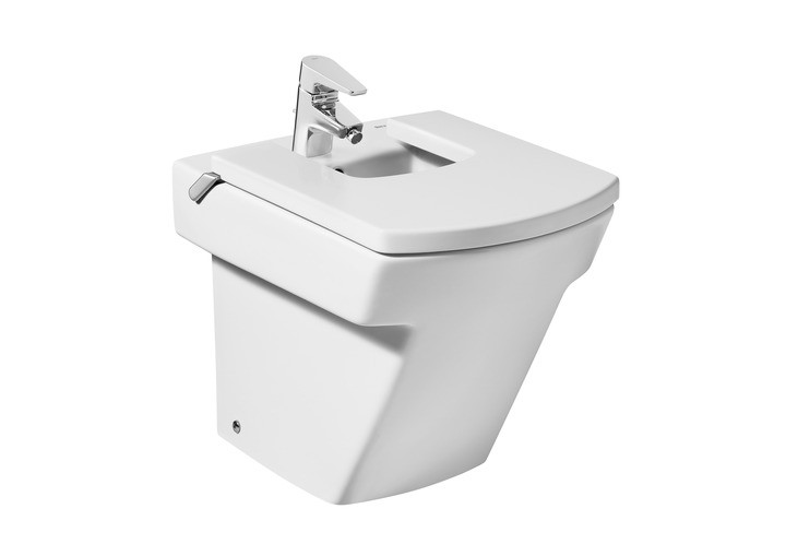 ROCA BIDET HALL COLOR BLANCO - comprar online