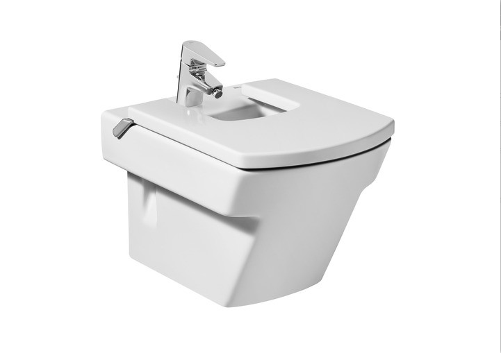 ROCA BIDET MONOBLOQUE HALL SUSPENDIDO COLOR BLANCO - comprar online