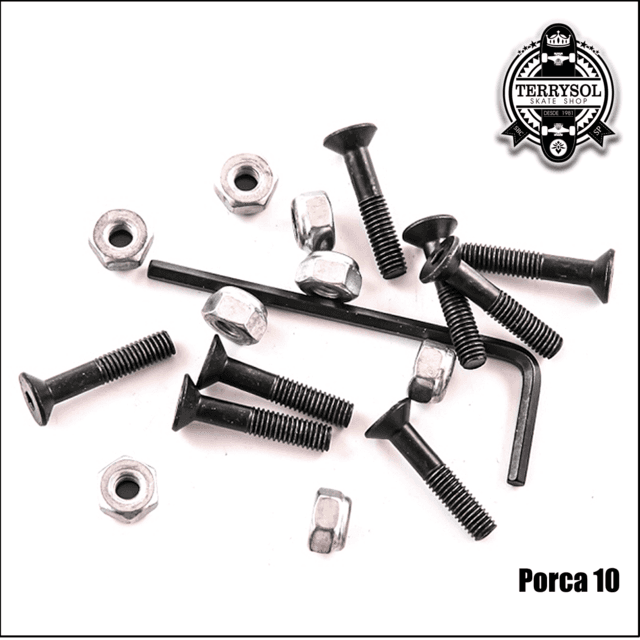 Parafuso Base THIS WAY - Porca 10mm ALLEN - comprar online