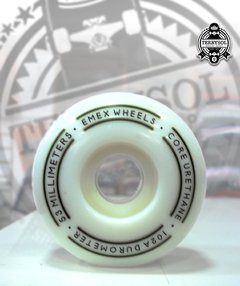 RODA SKATE EMEX 4AT SERIES 102A 53mm