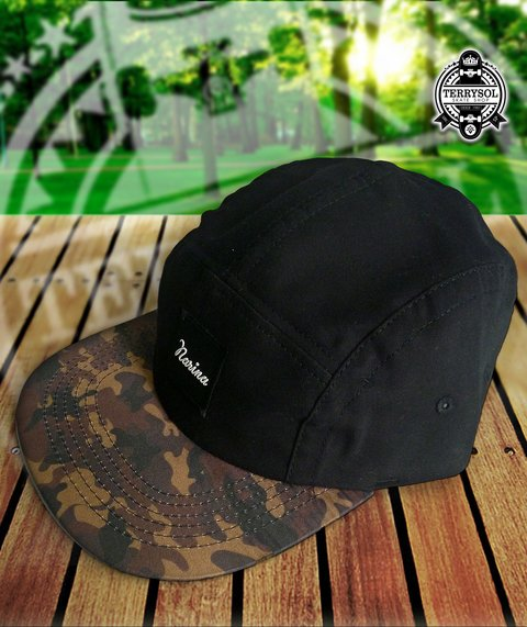 BONÉ FIVE PANEL CAMU- NARINA