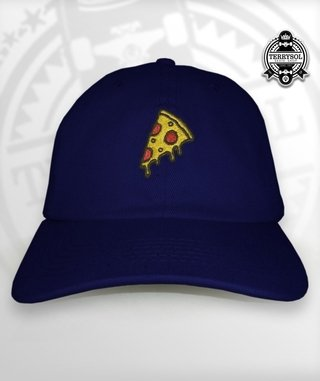 BONÉ ABA CURVA DAD HAT PIZZA - NARINA na internet