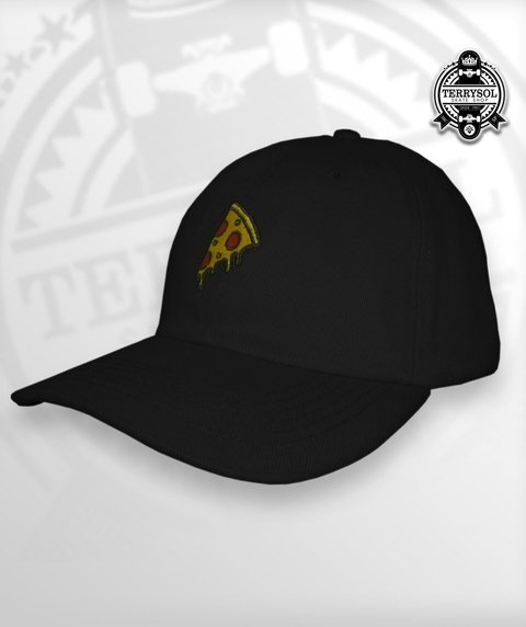 BONÉ ABA CURVA DAD HAT PIZZA - NARINA