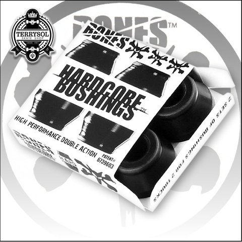 Amortecedor BONES - HARD CORE BUSHINGS Black