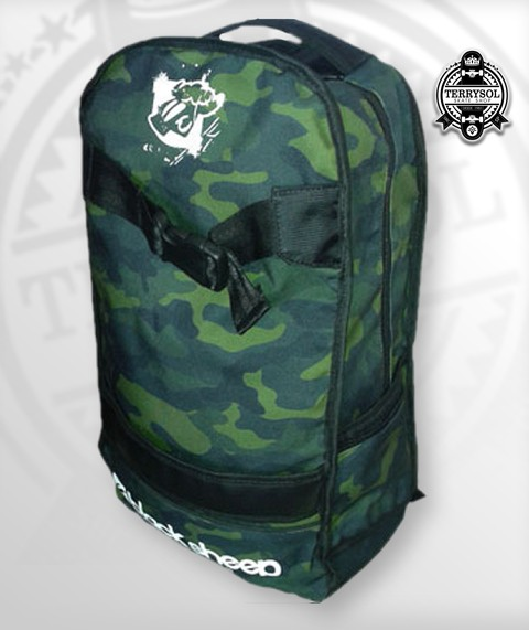 MOCHILA ARMY SKATE BAG - BLACK SHEEP - comprar online