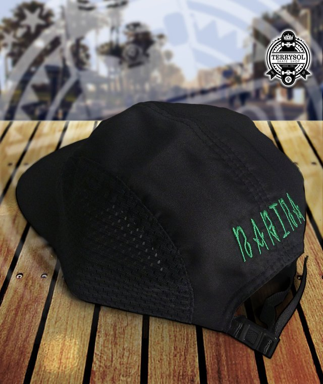 BONÉ FIVE PANEL BRASIL - NARINA na internet