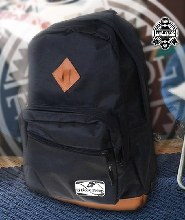 MOCHILA BLACK SHEEP COLLEGE