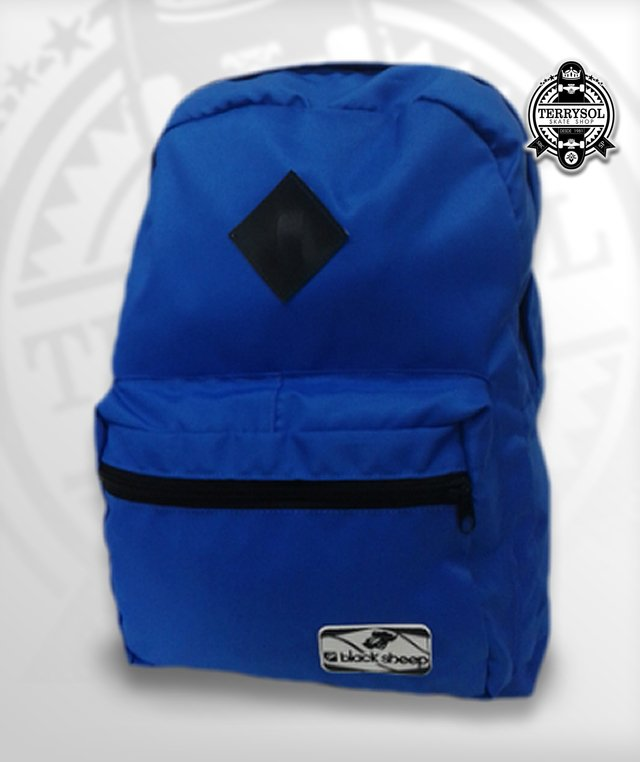 MOCHILA COLORS - BLACK SHEEP na internet