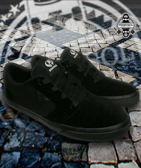 TÊNIS DROPDEAD - DEED ECO BLACK