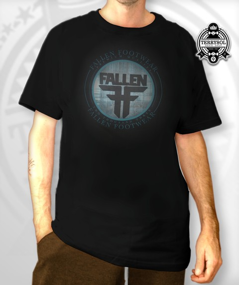 CAMISETA TWO THOUSAND AND THREE - FALLEN - comprar online