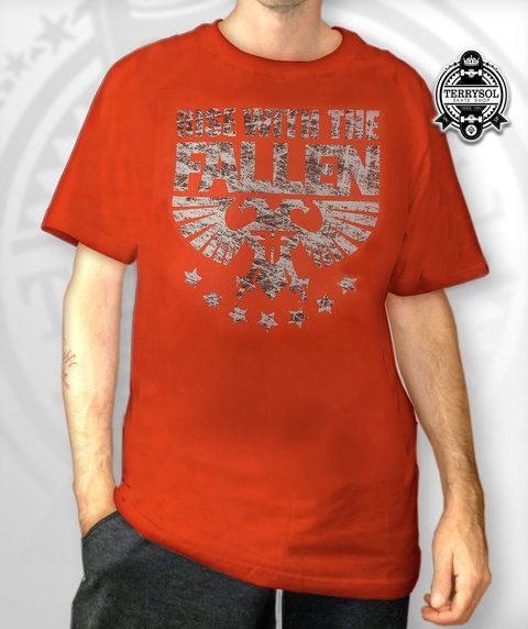 CAMISETA CIVIL - FALLEN na internet