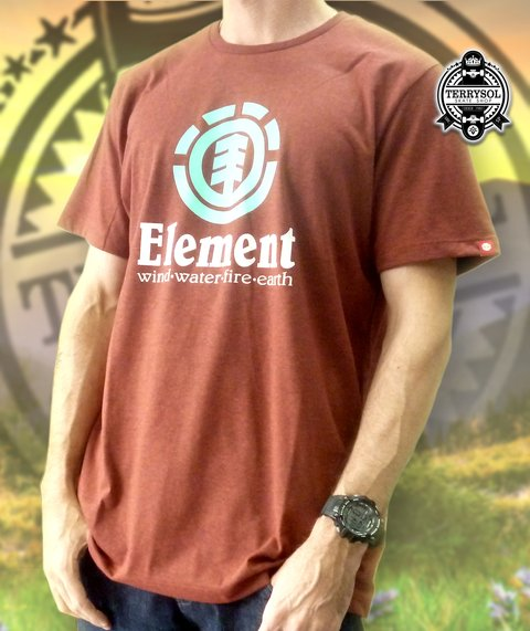 CAMISETA ELEMENT - VERTICAL - comprar online