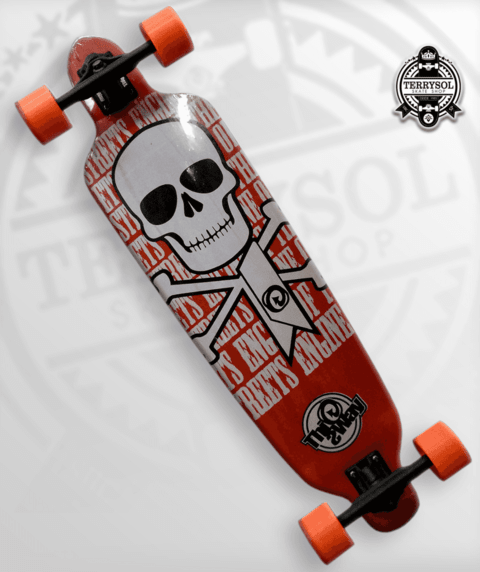 longboard thisway assimetrico completo