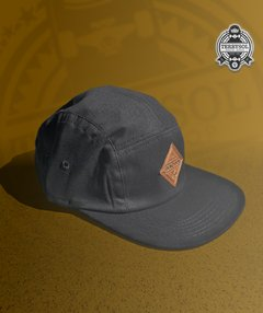boné narina preto 5 five panel