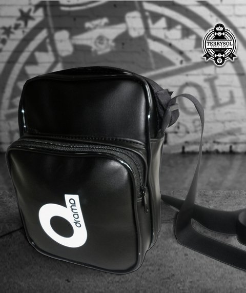 MINI BAG DRAMA - BLACK
