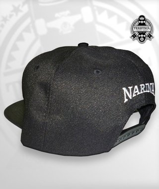 Boné Snap Back BLACK Narina - Terrysol Skate Shop