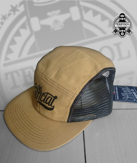 Boné Five Panel Tela - Rodrigo TX - Official