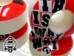Roda SKATE Thisway Pro 55mm - comprar online