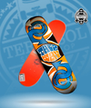 Shape Skate This Way Light weight fiber - Psicodélico 8,0""