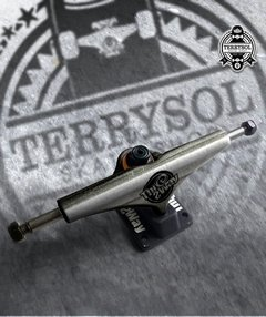 Truck Thisway SILVER - Central Vazado 129mm