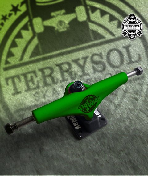 Truck Thisway - Central Vazado 139mm
