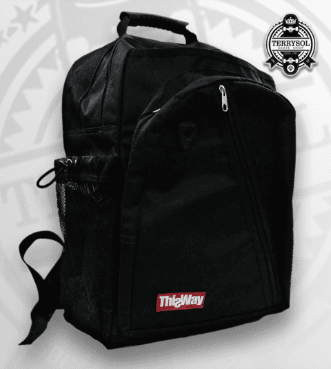 Mochila Skate Bag This Way