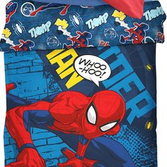 Acolchado Disney Piñata 1 Plaza Diseño Spiderman Twist